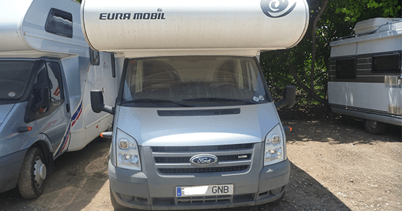 Ford Euromobil